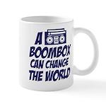 A Boombox Can Change the World Mug