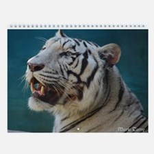 Tiger Wall Calendar