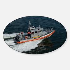Coast Guard Patrol Oval Decal