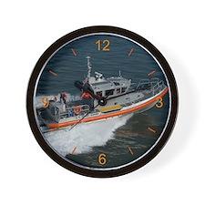 Coast Guard Patrol Wall Clock