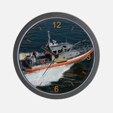 Coast Guard Patrol Wall Clock