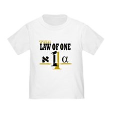Kids Law of One T-Shirt (Toddler)