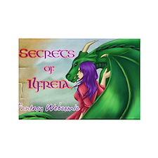 Ilfreia Dragon Magnet