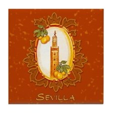 Sevilla / Spain (1) Tile Coaster