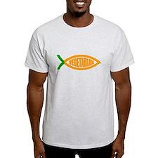 Vegetarian Carrot T-Shirt