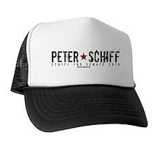 Peter Schiff For Senate Distr Trucker Hat