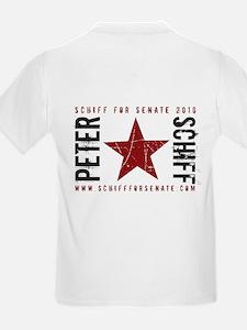 Peter Schiff For Senate Distr T-Shirt