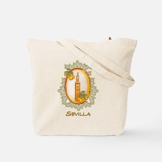 Sevilla / Spain (1) Tote Bag
