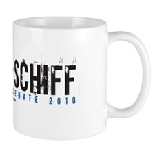 Peter Schiff For Senate Distr Mug