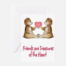 Heart Treasures Greeting Cards (Pk of 10)