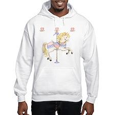 Carousel Horse Hoodie