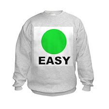 Snowboarding baby Sweatshirt