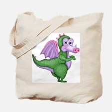 Dragon Buddy Tote Bag