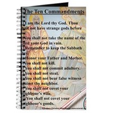 Commandments Journal