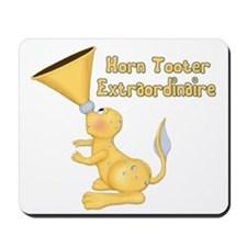 Horn Tooter Mousepad