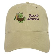 Bookworm Baseball Cap