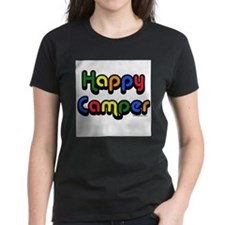Cute Happy camper Tee
