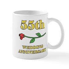 55th Rose Mug
