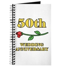 50th Rose Journal