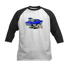 Plymouth GTX Blue Car Tee