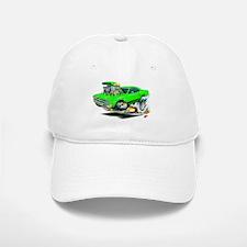 Plymouth GTX Green Car Baseball Baseball Cap