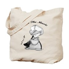Save the Music Tote Bag