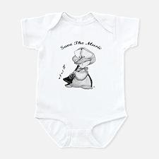 Save the Music Infant Bodysuit