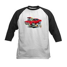 Plymouth GTX Red Car Tee