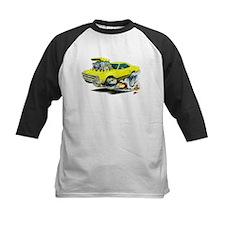 Plymouth GTX Yellow Car Tee