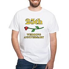 25th Rose Shirt