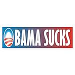 Obama Sucks Bumper Sticker (50 pk)