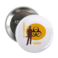 "Zombie Hunter 1 2.25"" Button (10 pack)"