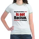 It's Not Racism Jr. Ringer T-Shirt