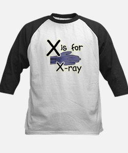 X is for X-ray Tee