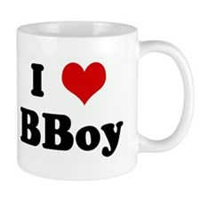 I Love BBoy Mug