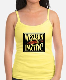 Western Pacific Railroad Junior Spaghetti Tank