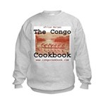 Congo Cookbook Kids Sweatshirt