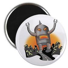 Robot Attack Magnet