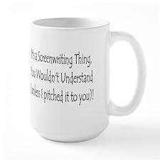 """Screenwriting Thing"" Mug"