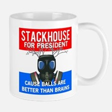 Stackhouse for President Mug