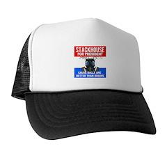 Stackhouse for President Trucker Hat