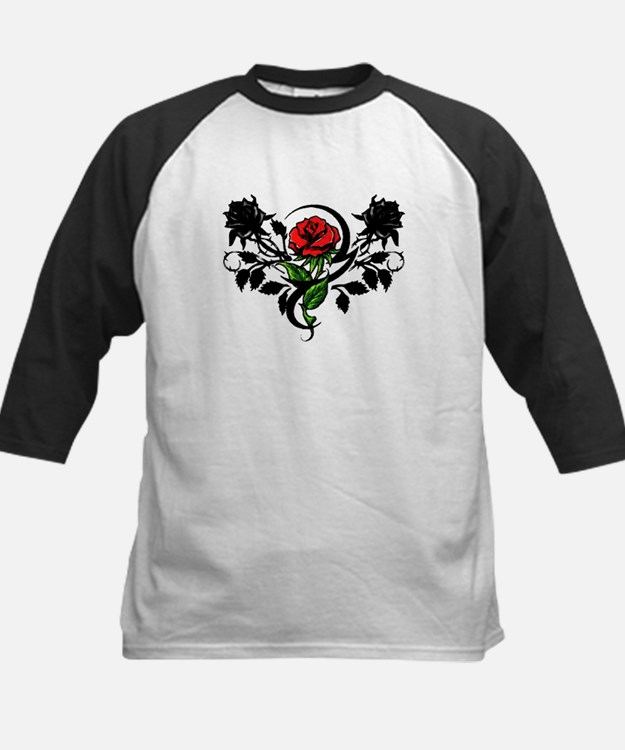 Rose tattoo Tee