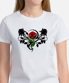 Rose tattoo Women's T-Shirt