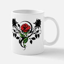 Rose tattoo Mug