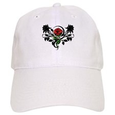 Rose tattoo Baseball Baseball Cap