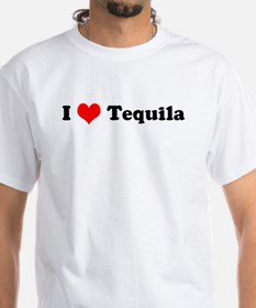 I Love Tequila Shirt