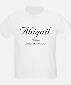 Abigail Meaning T-Shirt