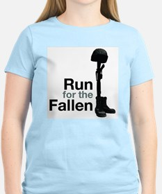 Run for the Fallen T-shirt (women)