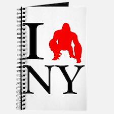 I Gorilla NY Journal