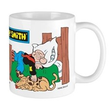 Snuffy Sleeping Mug